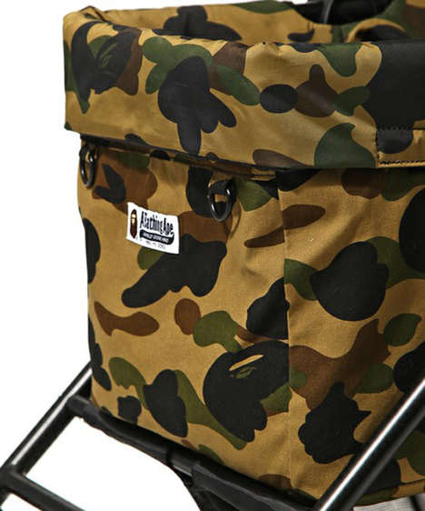 A Bathing Ape x Mother Cart