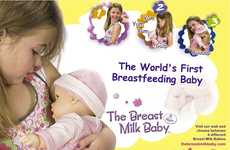 Breast-Feeding Dolls