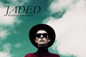 The Jaded Fashionisto Exclusive Exudes Clean Sophistication