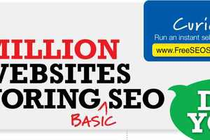 Many Sites are Still Ignoring the Importance of SEO
