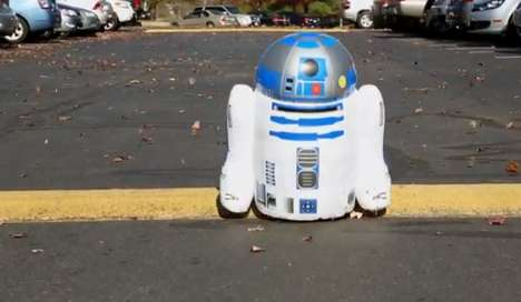 Inflatable R2D2