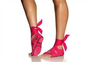 The Nike Studio Wrap Kicks are Minimalist