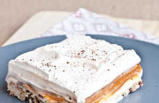 Multilayered Pudding Pastries