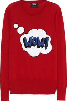 Markus Lupfer Wow Sweater