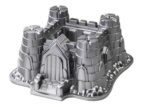 Castle Bundt Pan