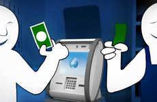 Cashless ATMs - The 'Retail Teller Machine' Dispenses Vouchers Not Cash