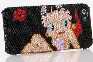 The Betty Boop Bling iPhone 5 Cover Has Iconic Pizazz