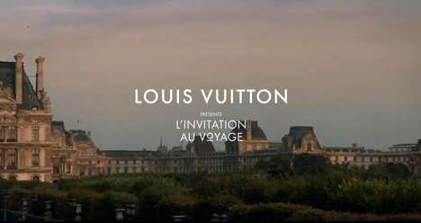 Louis Vuitton Advertising Campaign Film