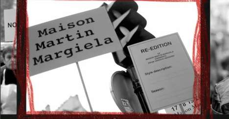 Maison Martin Margiela with H&M Silent Manifesto