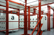 Crimson-Maze Storage Constructions