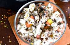 Sweet Popped Candied Corn - Halloween Candy Corn Popcorn is a Delicious Way to Get Rid of Treats