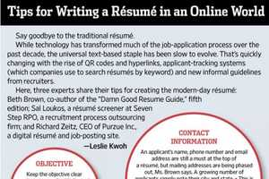 Here are Some Tips for Writing a Resume for a Social Media Internship