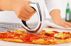 Movie-Inspired Pie Slicers - The Pitzo Pizza Cutter is Glides Through Foods Like Butter