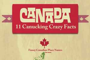 Here are 11 Unknown and Hilarious Facts About Canada