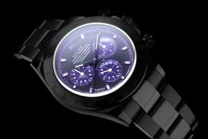 Asprey Teams up with BWD to Create a Customized Watch