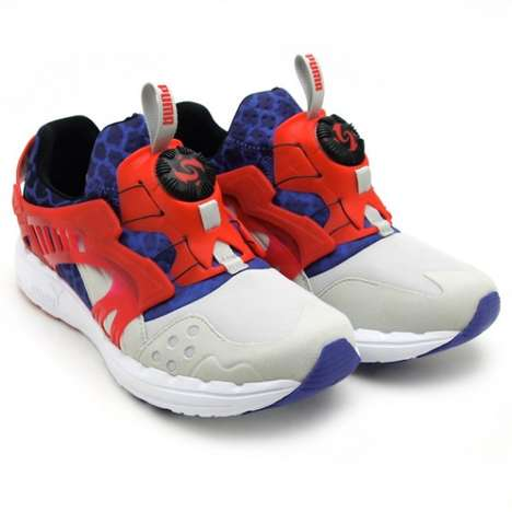 Transformer-Inspired Footwear (UPDATE) - The PUMA Disc Blaze LTWT CB Resemble Autobots