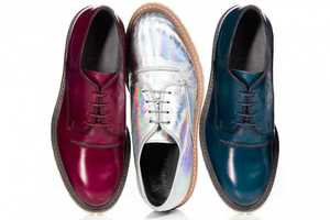 The Lanvin Spring 2013 Men's Shoe Line is Magical & Whimsical