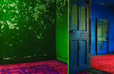 Vibrantly Chromatic Rug Promos