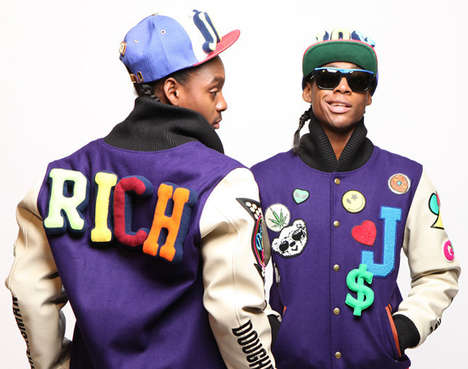 Dee & Ricky x Joyrich Collection