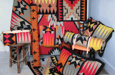 Knight Mills Rugs are Created By Illustrator/Designer Sacha Knight