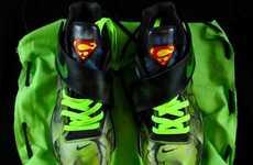 Anti-Superhero Footwear