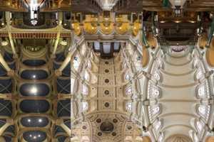 Richard Silver NYC Church Panoramas Let Us Appreciate its Interior