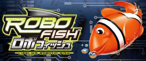 Robofish by Takara Tomy