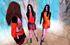 CGI Fashion Advertisements