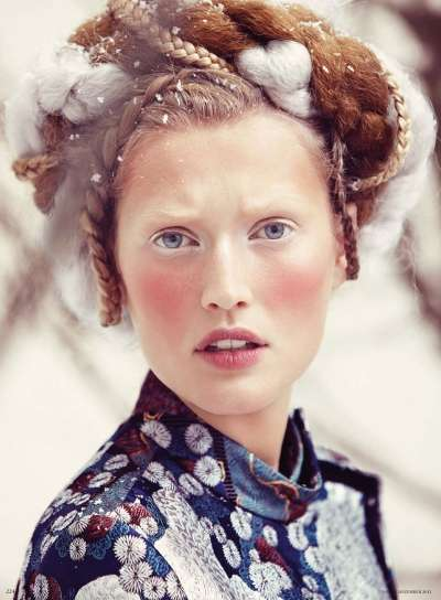 Winter Romance Editorials