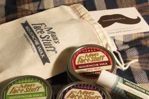 The Moustache Wax Comes in a Covert Travel-Friendly Chapstick Form