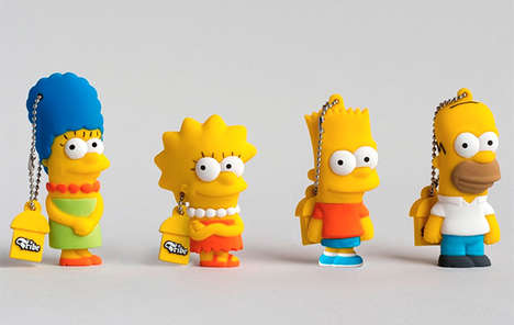 The Simpsons USB Key