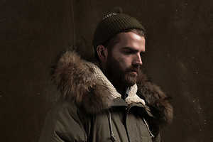 The Espionage Fall/Winter 2012 Lookbook is Cold War-Themed