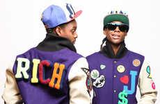 29 Urban Chic Varsity Jackets
