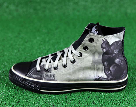 Batman: Arkham City Chuck Taylor