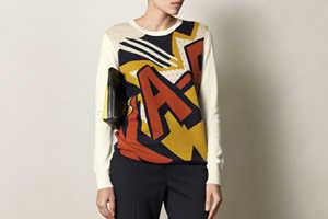 3.1. Phillip Lim Pop Art Fashion Pays Homage to Lichtenstein
