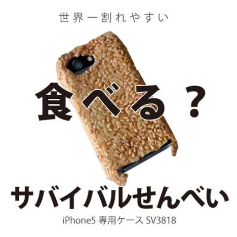 Survival Senbei iPhone 5 Case
