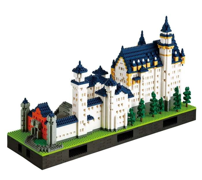 Miniature Mansion Models