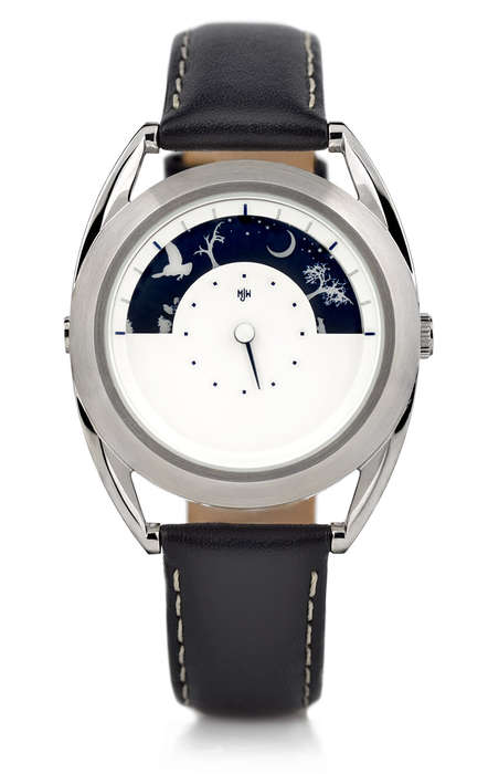 sun and moon watch