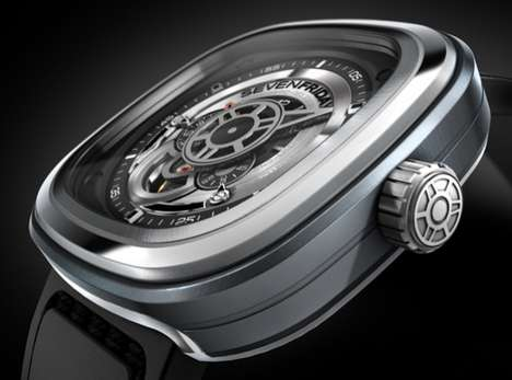 SevenFriday P2 Watch