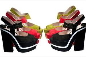 Miu Miu Resort 2013 Gets Nostalgic with 70s Fashion Footwear