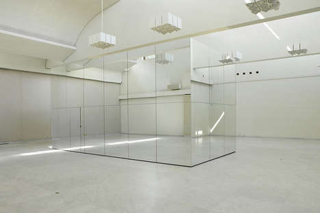 Infinitely Mirrored Installations - 'The Phoenix Is Closer Than It Appears' Exhibit is Surreal