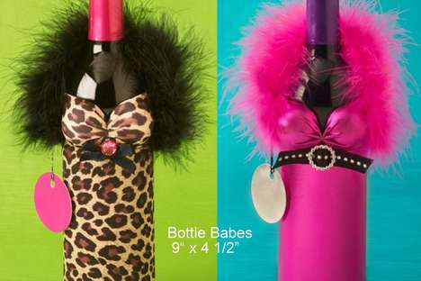 Bottle Babes Wine Covers