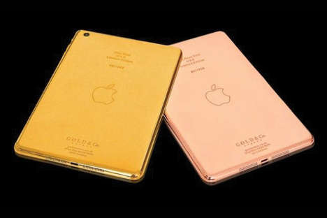 gold ipad mini