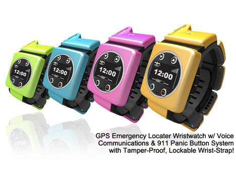 Leo GPS Watch