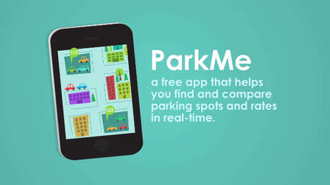 Money-Saving Parking Apps - ParkMe Will Find Users the Lowest-Priced Spots Near Their Destination