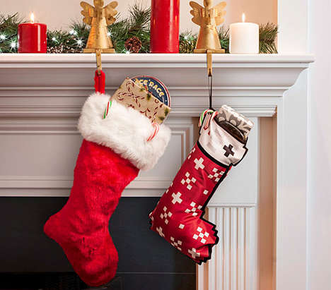 nintendo christmas stockings