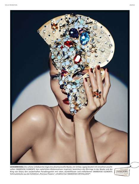Swarovski Vogue Germany