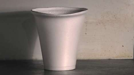 Paul Cocksedge Polystyrene Cups
