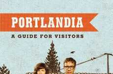Humorous Hipster City Guides