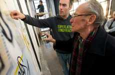 Senior Urban Art Workshops - Lata 65 Allows Seniors to Learn Graffiti Techniques